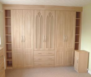 Fitted Wardrobes Furniture in Crosby